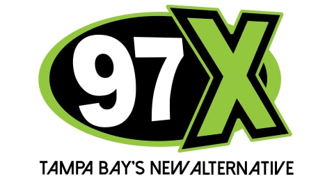 97X - Tampa Bay's New Alternative Logo